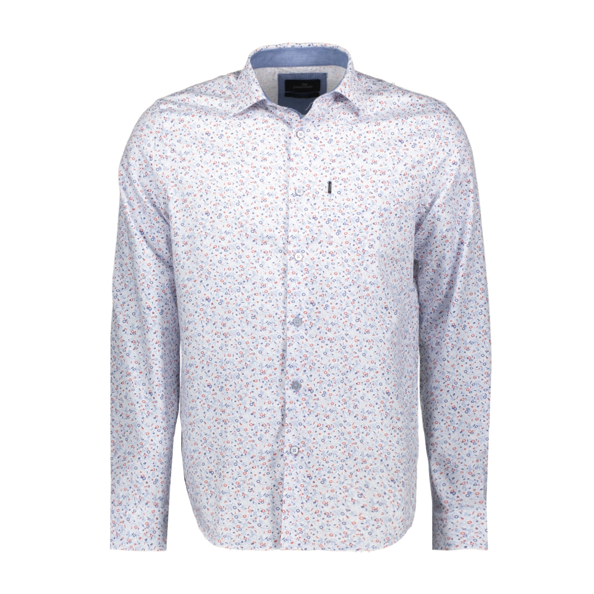 long sleeve shirt vsi201201 vanguard overhemd 7003