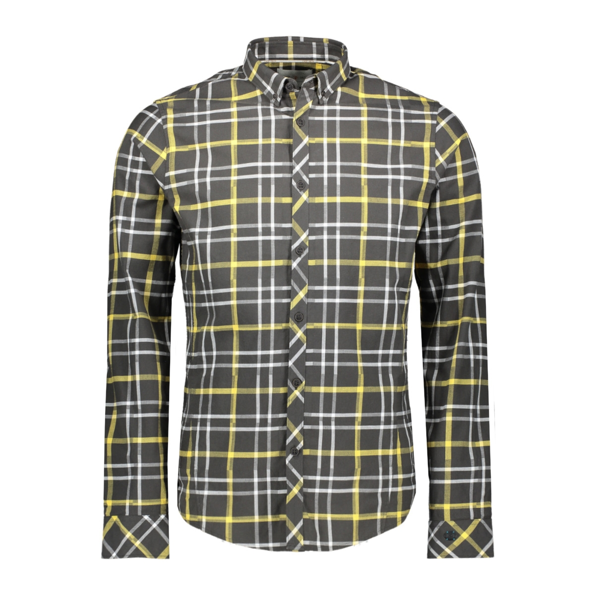 big swop check csi201606 cast iron overhemd 9072