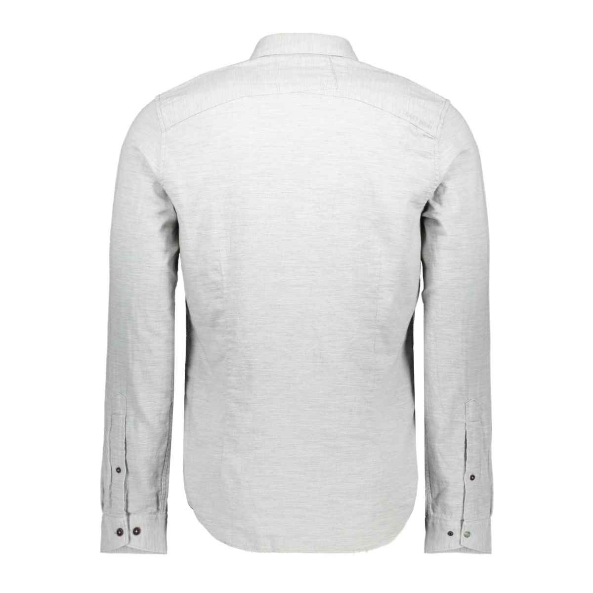 double cloth melange csi201611 cast iron overhemd 910
