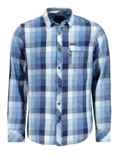 PME legend Overhemd LONG SLEEVE SHIRT YARN DYE PSI201230 590