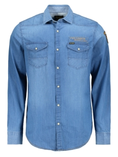 PME legend Overhemd LONG SLEEVE DENIM SHIRT PSI201232 590