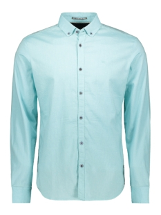 NO-EXCESS Overhemd STRETCH SHIRT 90450205 128 LT AQUA