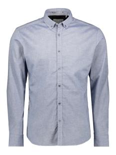 NO-EXCESS Overhemd STRETCH SHIRT 90450205 136 INDIGO BLUE