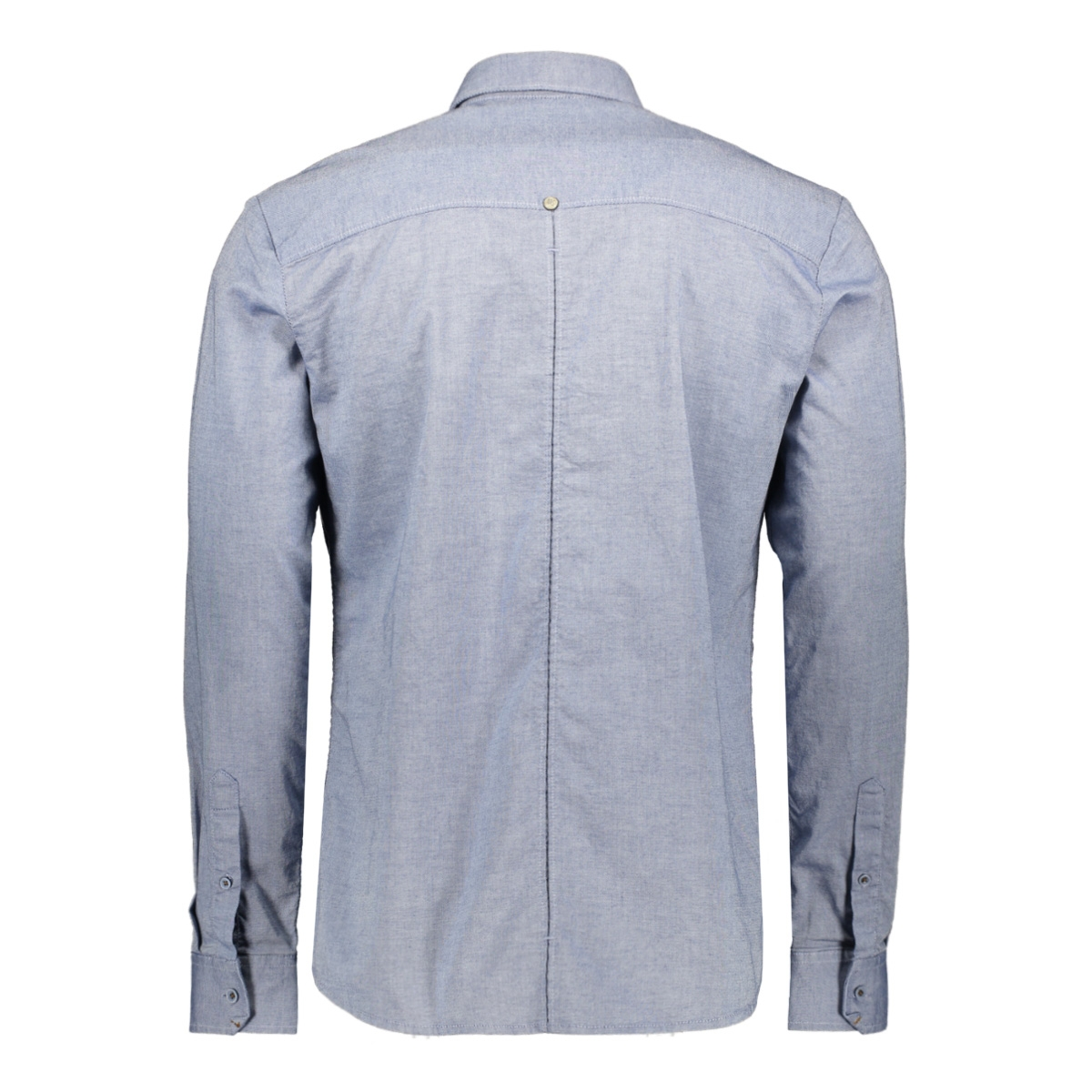 stretch shirt 90450205 no-excess overhemd 136 indigo blue