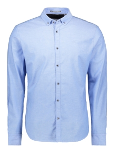 NO-EXCESS Overhemd STRETCH SHIRT 90450205 166 OFFICE BLUE