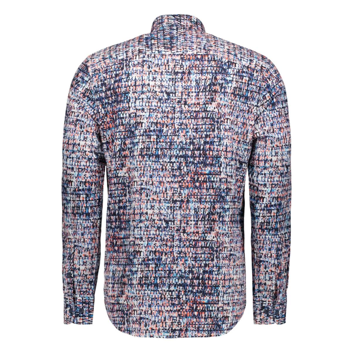 overhemd met print 29d1125t lerros overhemd 925