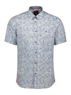 Lerros Overhemd KORTE MOUW OVERHEMD 2932085 436
