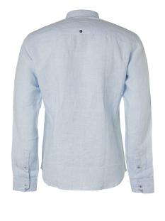 linen shirt 95450208 no-excess overhemd 166 office blue