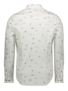 cf print logo badge csi202618 cast iron overhemd 7003