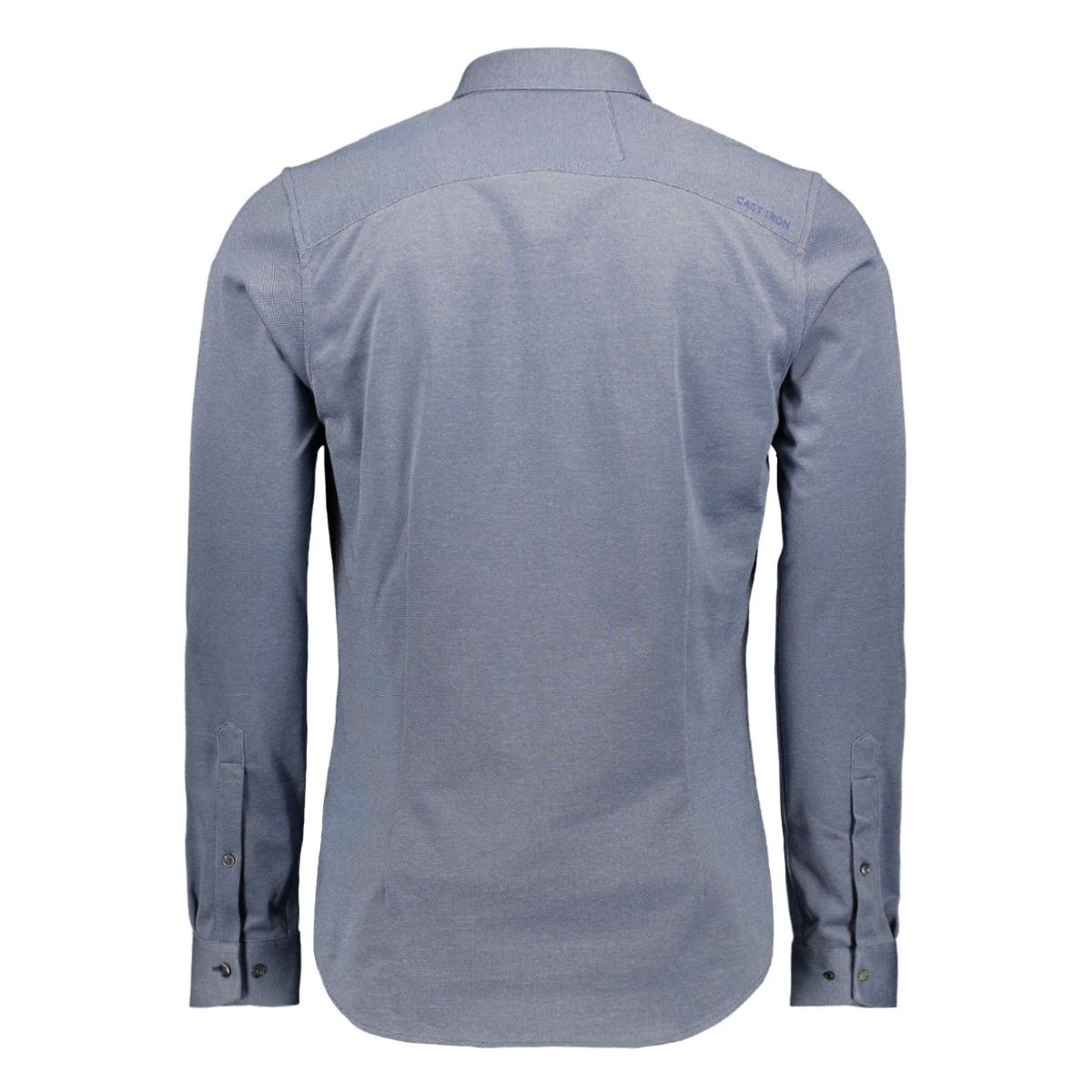 jersey pique oxford csi202621 cast iron overhemd 5054
