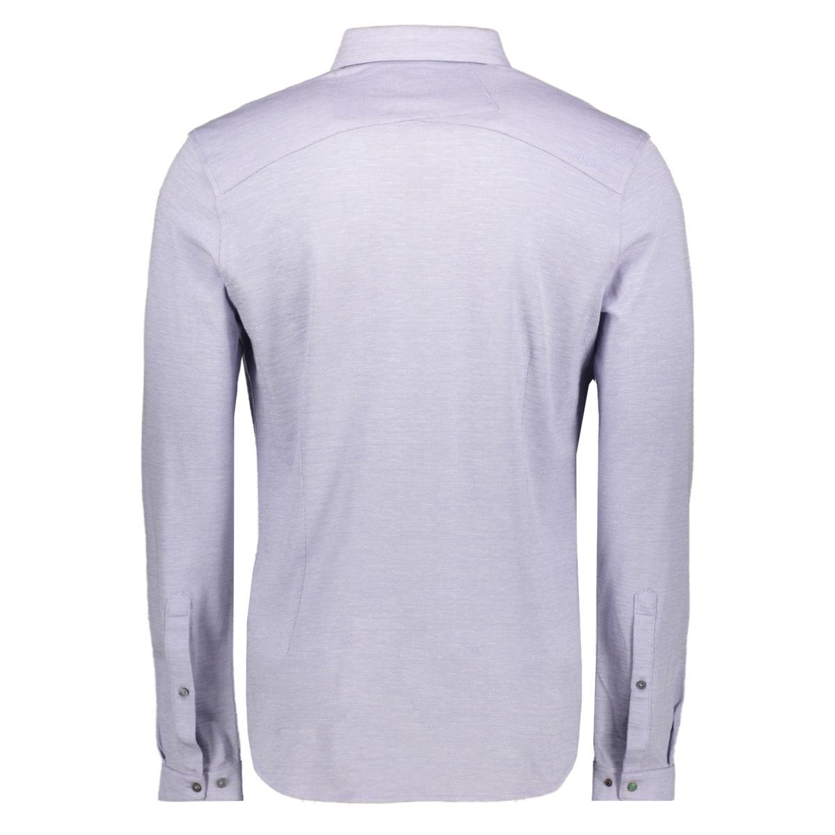 jersey pique broken line csi202631 cast iron overhemd 4281