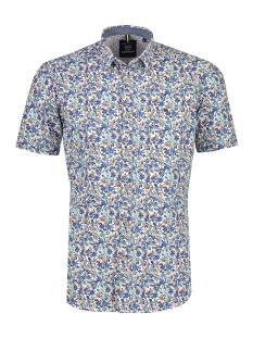 Lerros Overhemd KORTE MOUW OVERHEMD MET ALL OVER PRINT 2022038 925