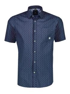Lerros Overhemd OVERHEMD MET ALL OVER PRINT 2022035 474
