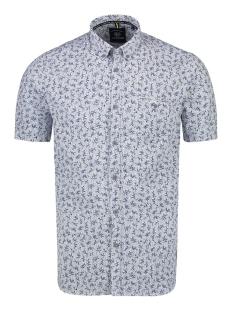 Lerros Overhemd OVERHEMD MET COMBINATIE VAN DESSIGNS 2032151 100
