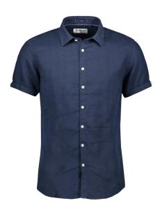 linen short sleeve shirt 95460302 no-excess overhemd 078 night