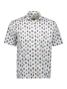 New in Town Overhemd OVERHEMD MET INSECTPRINT 8032927 100