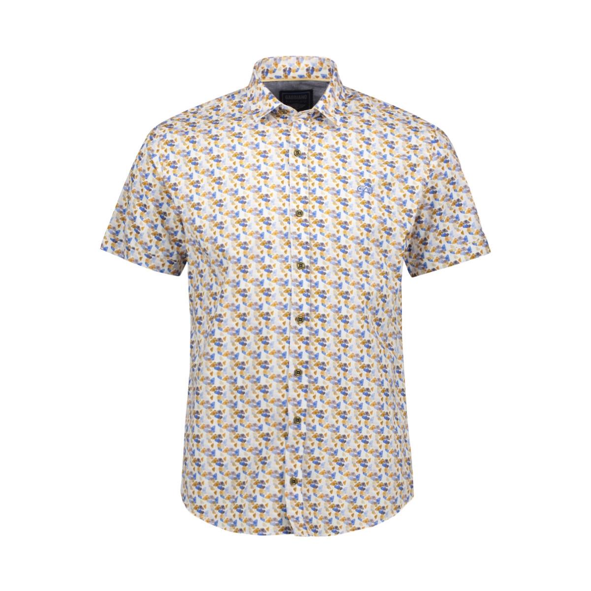 overhemd 33861 gabbiano overhemd white