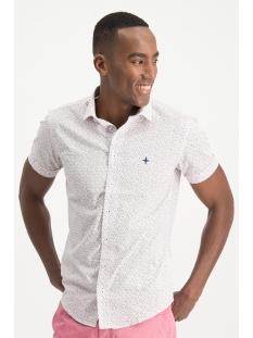 shirt aop stretch mc13 0105 05 haze & finn overhemd sparkle