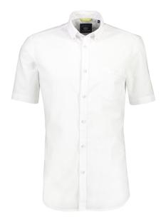 Lerros Overhemd KORTE MOUW OVERHEMD IN LINNENMIX 2042170 100