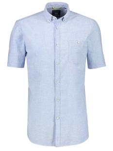Lerros Overhemd KORTE MOUW OVERHEMD IN LINNENMIX 2042170 417