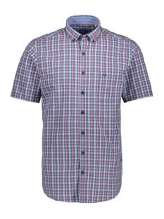 DNR Overhemd GERUIT OVERHEMD 39002 2115 28 ROOD COMBI