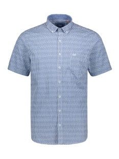 DNR Overhemd GERUIT OVERHEMD 39005 2380 79 BLAUW Combi