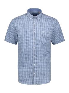 geruit overhemd 39005 2380 dnr overhemd 79 blauw combi