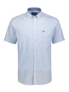 DNR Overhemd BEDRUKT OVERHEMD 39006 2363 79 BLAUW COMBI