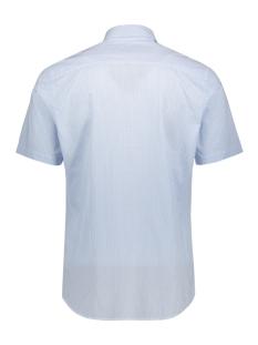 bedrukt overhemd 39006 2363 dnr overhemd 79 blauw combi