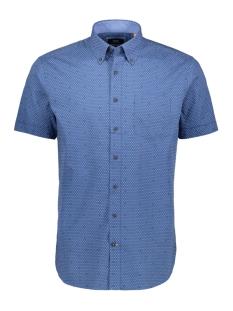 DNR Overhemd BEDRUKT OVERHEMD 39024 2065 2354 BLAUW COMBI