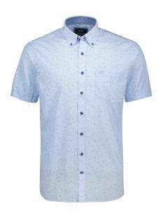 DNR Overhemd BEDRUKT OVERHEMD 39023 2073 1000 LICHTBLAUW