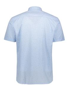 bedrukt overhemd 39023 2073 dnr overhemd 1000 lichtblauw