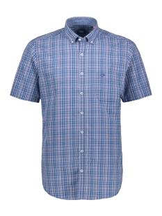 DNR Overhemd GERUIT OVERHEMD 39009 3202 79 BLAUW COMBI