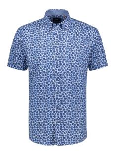 DNR Overhemd BEDRUKT OVERHEMD 39023 2080 2031 BLAUW COMBI