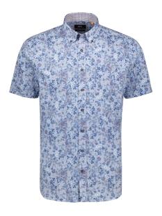 DNR Overhemd BEDRUKT OVERHEMD 39024 2073 2030 BLAUW COMBI