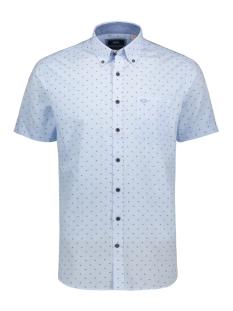DNR Overhemd BEDRUKT OVERHEMD 39023 2088 4033 LICHTBLAUW