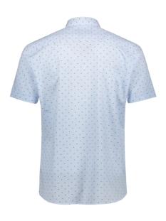 bedrukt overhemd 39023 2088 dnr overhemd 4033 lichtblauw