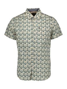 Twinlife Overhemd TW01201 ORANGE CHIFFON