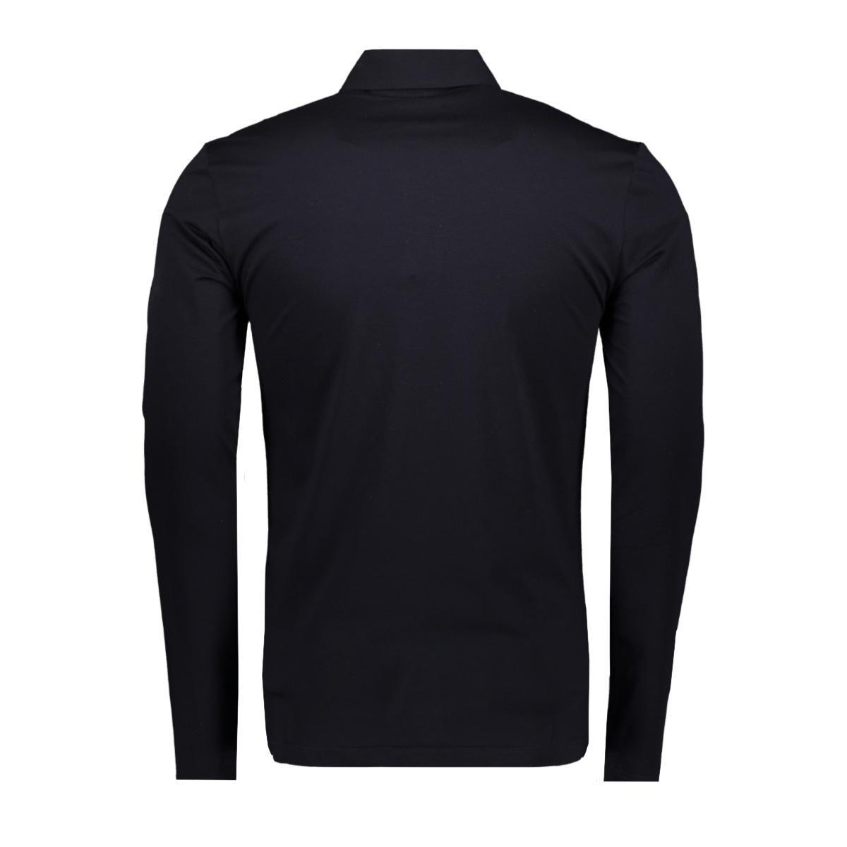knitwear mmkl00299 antony morato polo 7073 blue ink