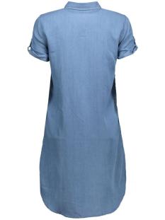 onlmanja long dnm shirt 15115952 only tuniek medium blue