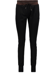 Zoso Broek GINA BLACK/BROWN