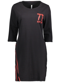 Zoso Tuniek NEW YORK SPORTY TUNIC BLACK/RED