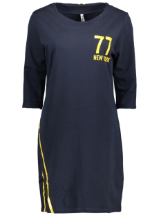 Zoso Tuniek NEW YORK SPORTY TUNIC NAVY/OKER