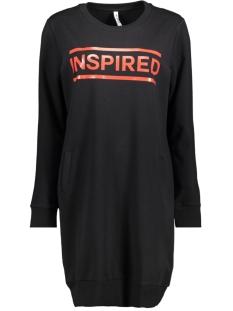 inspired tunic zoso tuniek black/red