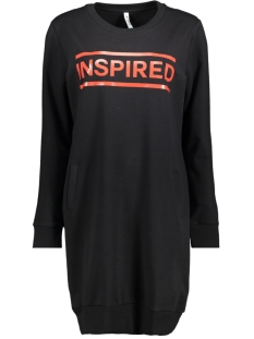 Zoso Tuniek INSPIRED TUNIC BLACK/RED