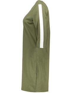 sporty tunic  sr1925 zoso tuniek army/offwhite