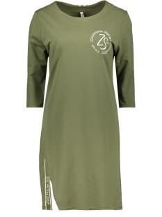 sweat tunic sr1920 zoso jurk army/offwhite