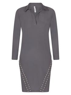 belize tunic 192 zoso jurk grey