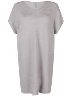 kenza knitted tunic 192 zoso tuniek 0200 silver