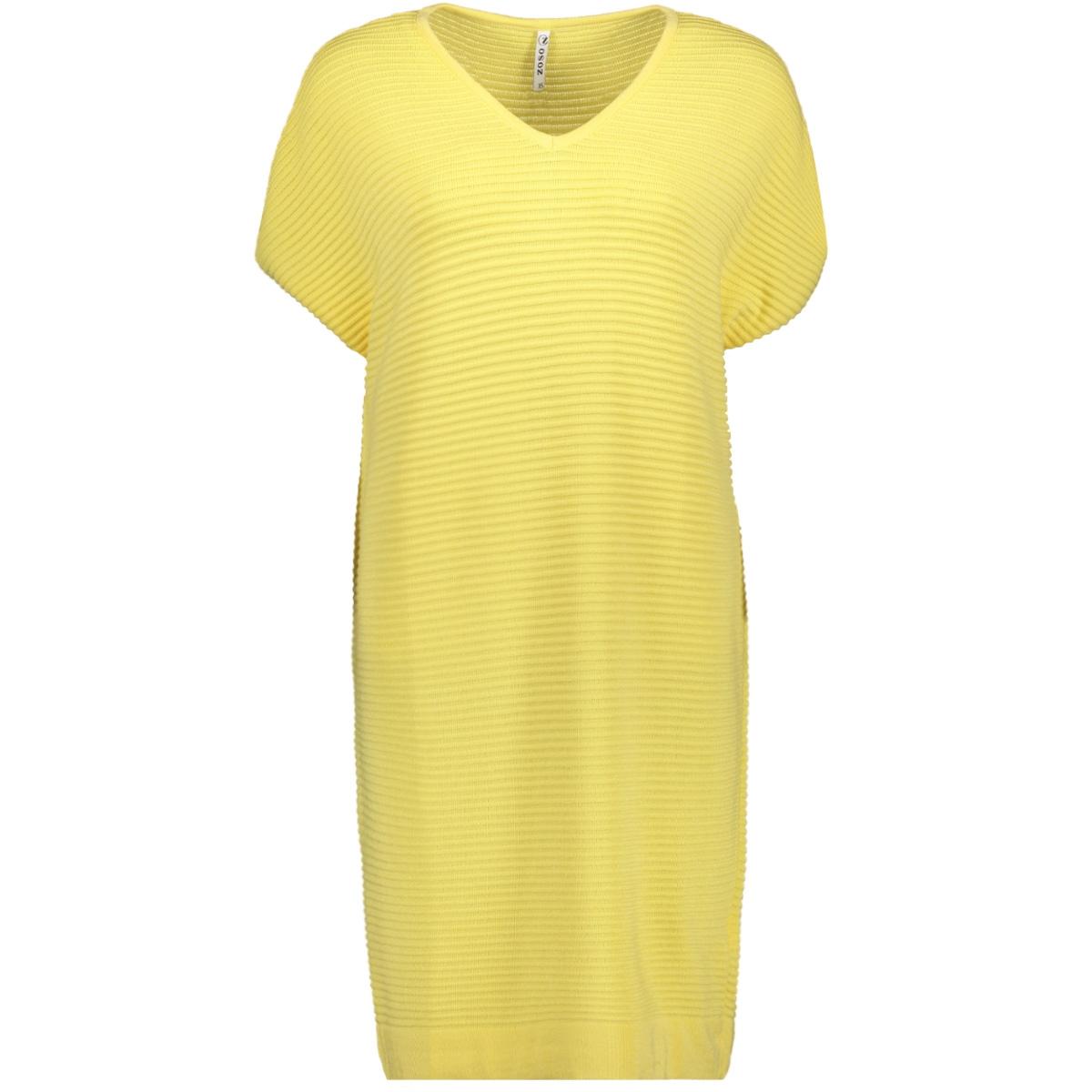 kenza knitted tunic 192 zoso tuniek yellow